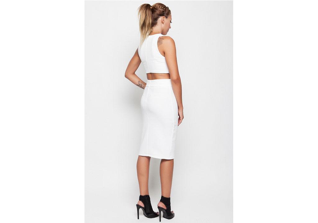 bc07af8a825e Pencil φόρεμα – ISO - eshop με νεανικά γυναικεία ρούχα
