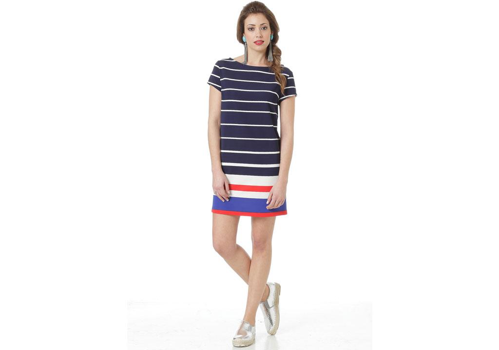 d9ae68f4ccc2 Ριγέ φόρεμα – ISO - eshop με νεανικά γυναικεία ρούχα