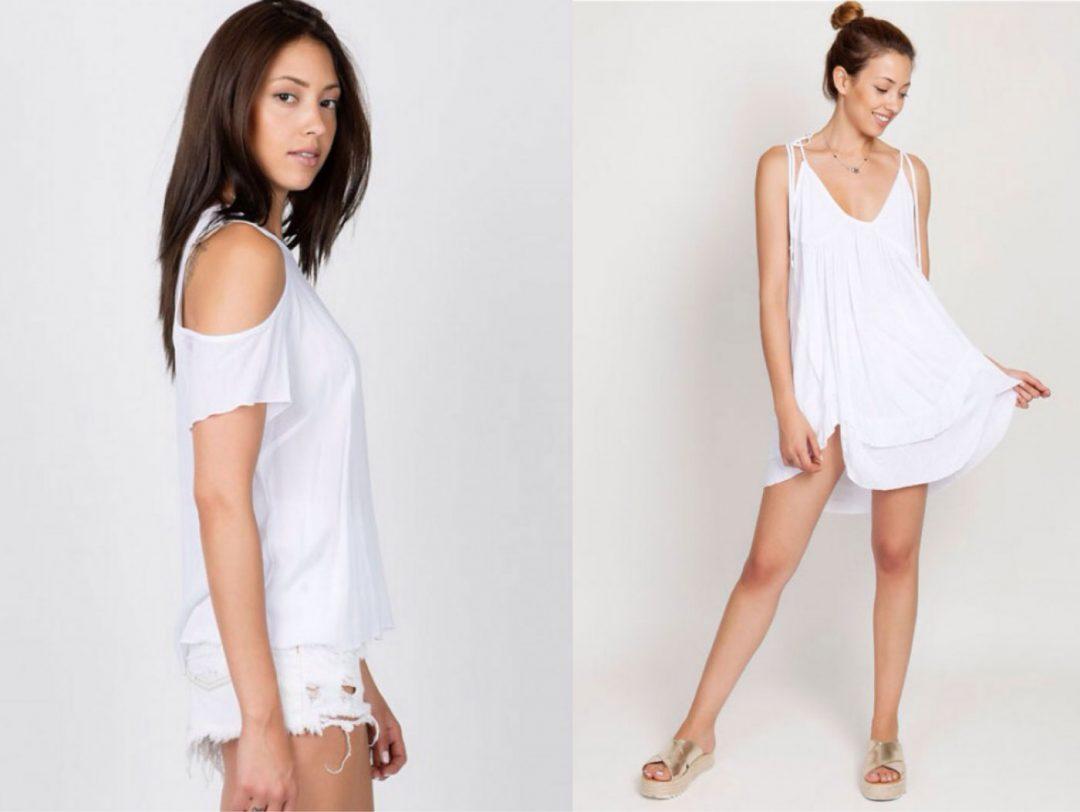 Το λευκό είναι το απόλυτο χρώμα του καλοκαιριού! – ISO - eshop με ... 60583a72342