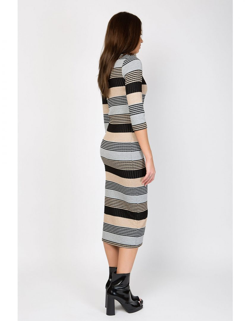 6d12daf10ddd Φόρεμα midi – ISO - eshop με νεανικά γυναικεία ρούχα