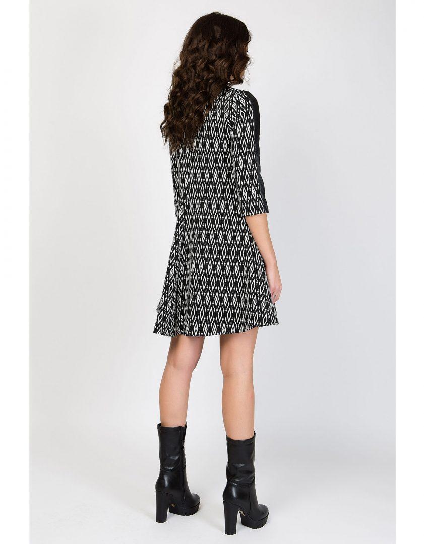 f758a7451930 Φόρεμα με φάσα – ISO - eshop με νεανικά γυναικεία ρούχα