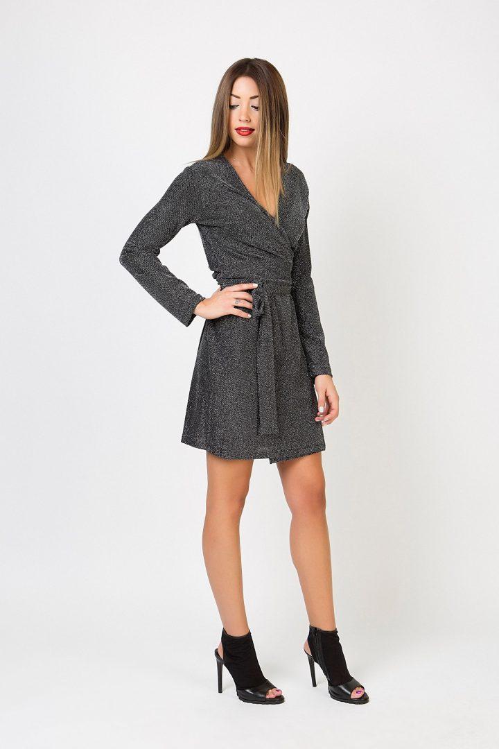 aadd3c5e7ecd Φόρεμα lurex – ISO - eshop με νεανικά γυναικεία ρούχα